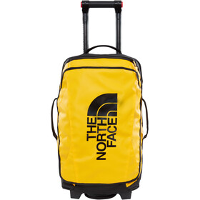 The North Face Rolling Thunder 22 Trolley 40L, summit gold/tnf black